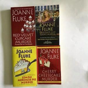 Joanne Fluke book bundle lot